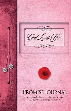 God Loves You Promise Journal
