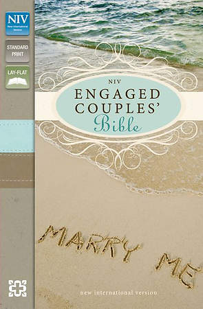 New International Version Engaged Couples Bible