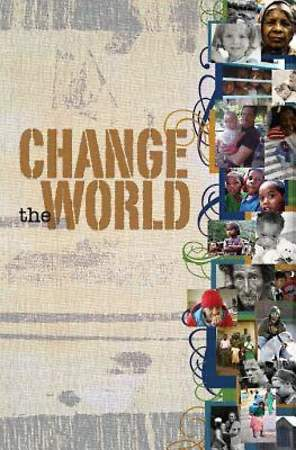 Change the World Bulletin, Regular Size (Package of 50)