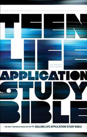Teen Life Application Study Bible NLT [ePub Ebook]