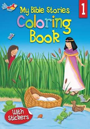 My Bible Stories Coloring Book 1