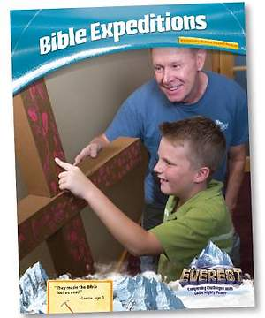 Group Easy VBS 2015 Bible Expeditions Leader Manual