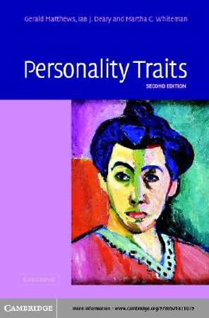 Personality Traits [Adobe Ebook]