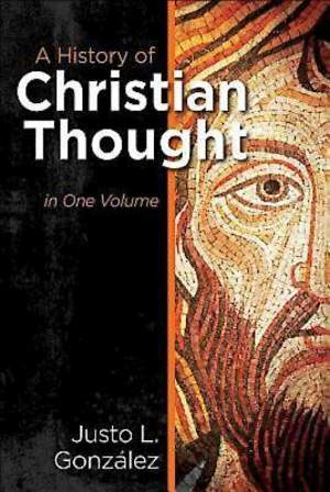 A History of Christian Thought - eBook [ePub]
