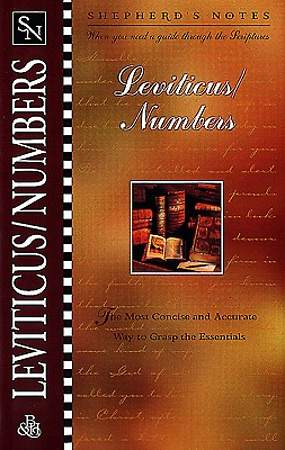 Shepherd's Notes - Leviticus / Numbers