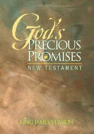 God's Precious Promises New Testament-KJV