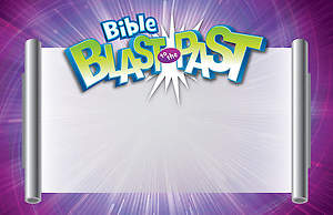 Standard VBS 2015 Blast to the Past Blast to the Past Name Tag Cards (10)