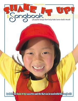 Shake It Up! Songbook