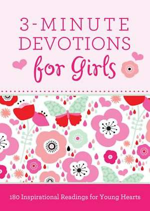 3-Minute Devotions for Girls [ePub Ebook]