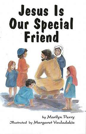 Jesus is Our Special Friend