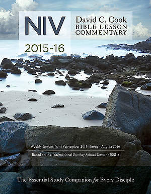 David C. Cook's NIV Bible Lesson Commentary 2015-16
