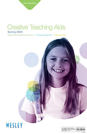 Wesley Upper Elementary Creative Teaching Aids Spring 2015