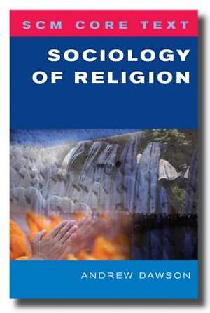 SCM Core Text Sociology of Religion [ePub Ebook]