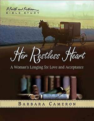 Her Restless Heart - Women's Bible Study Participant Book