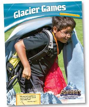 Group Easy VBS 2015 Glaciar Games Leader Manual
