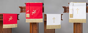Economy Reversible Bookmark, Pulpit Scarf & Table Runner Set