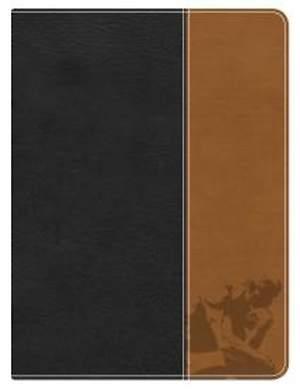 Apologetics Study Bible for Students, Black/Tan Leathertouch, Indexed