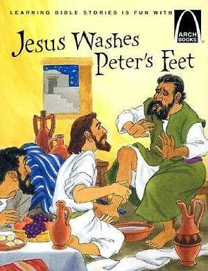 Jesus Washes Peter`s Feet