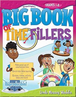Big Book of Time Fillers
