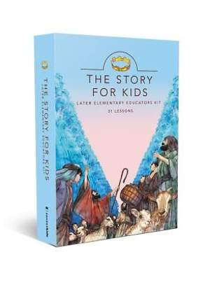 The Story for Kids with DVD
