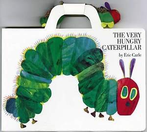The Very Hungry Caterpillar (Giant Board Book and Plush Package with Plush)