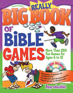 The Really Big Book of Bible Games