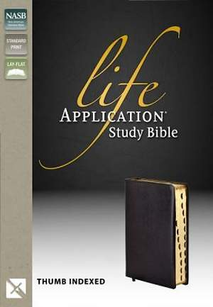 Bible NASB Life Application Study