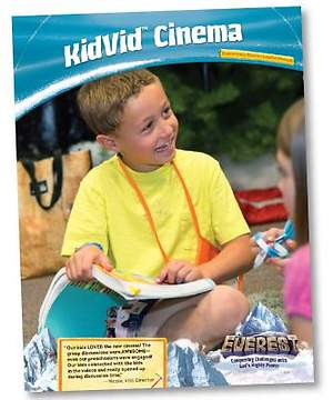 Group Easy VBS 2015 KidVid Cinema Leader Manual