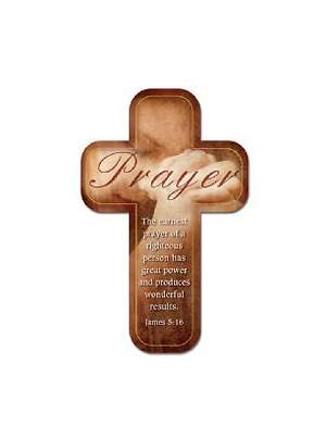 Prayer Cross Bookmarks Package of 12