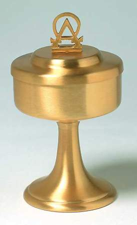 Ash Holder Solid Brass 4 Oz