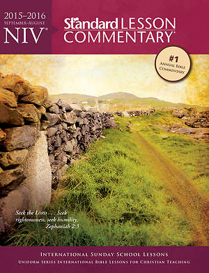Standard Lesson Commentary NIV Edition 2015-2016