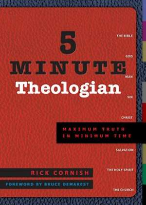 5 Minute Theologian [ePub Ebook]