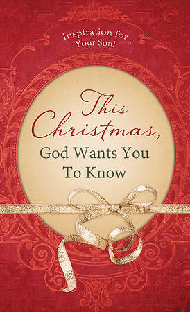 This Christmas, God Wants You to Know.