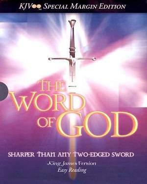 Sword Bible-OE-Large Print KJV Easy Reading