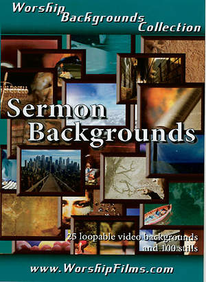 Worship Films Sermon Backgrounds