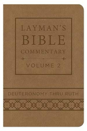 Layman's Bible Commentary Vol. 2 (Deluxe Handy Size)