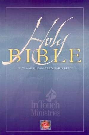 Note Takers Bible-NASB-Large Print