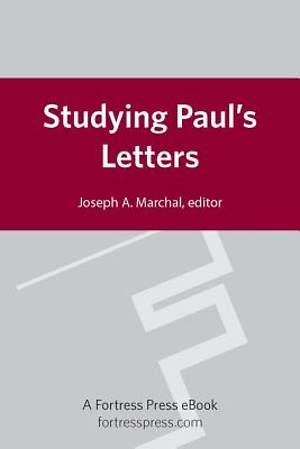 Studying Paul's Letters [Adobe Ebook]
