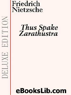 Thus Spake Zarathustra [Adobe Ebook]