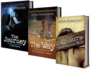 Adam Hamilton Life of Jesus Devotions Collection