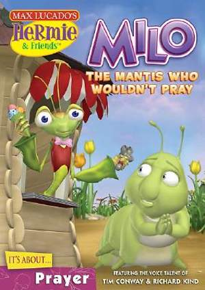 Milo, the Mantis Who Wouldn't Pray DVD