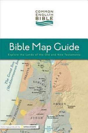 CEB Bible Map Guide