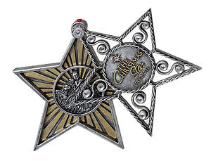 The Christmas Star - Open Door Christmas Ornament