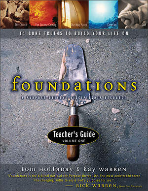 Foundations Teacher`s Guide