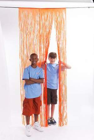 Vacation Bible School (VBS) 2015 G-Force Decorating Curtain