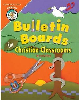 Bulletin Board Designs for Christian Classrooms