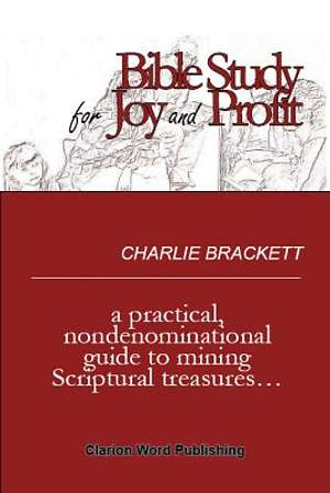 Bible Study for Joy and Profit [Adobe Ebook]