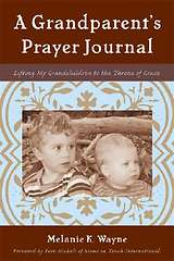 A Grandparent`s Prayer Journal