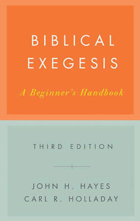 Biblical Exegesis Third Edition