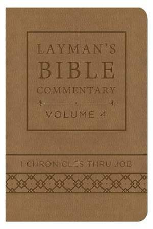 Layman's Bible Commentary Vol. 4 (Deluxe Handy Size)